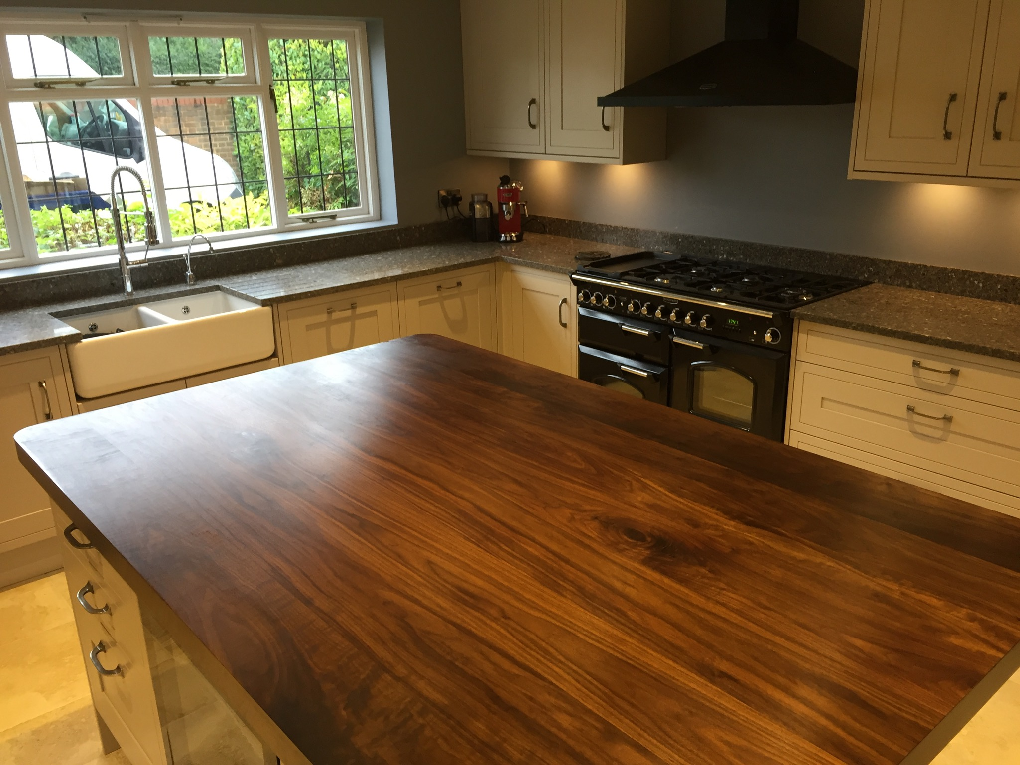 Roktops timber worktop