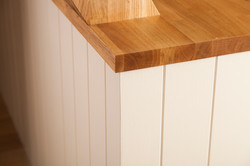 WEX Trade - Timber worksurface
