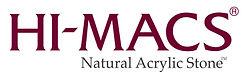 HI-MACS® solid surface logo