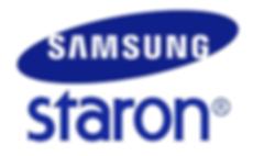 Samsung Staron solid surface logo