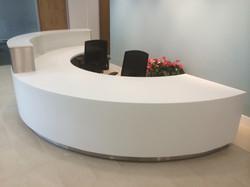 Roktops Corian desk