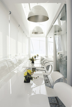 Hanex solid surface tables