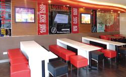 Hanex restaurant tables