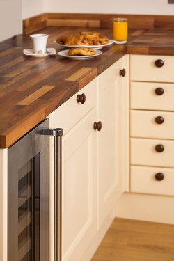 WEX Trade timber worksurface