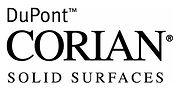 Corian® solid surface logo