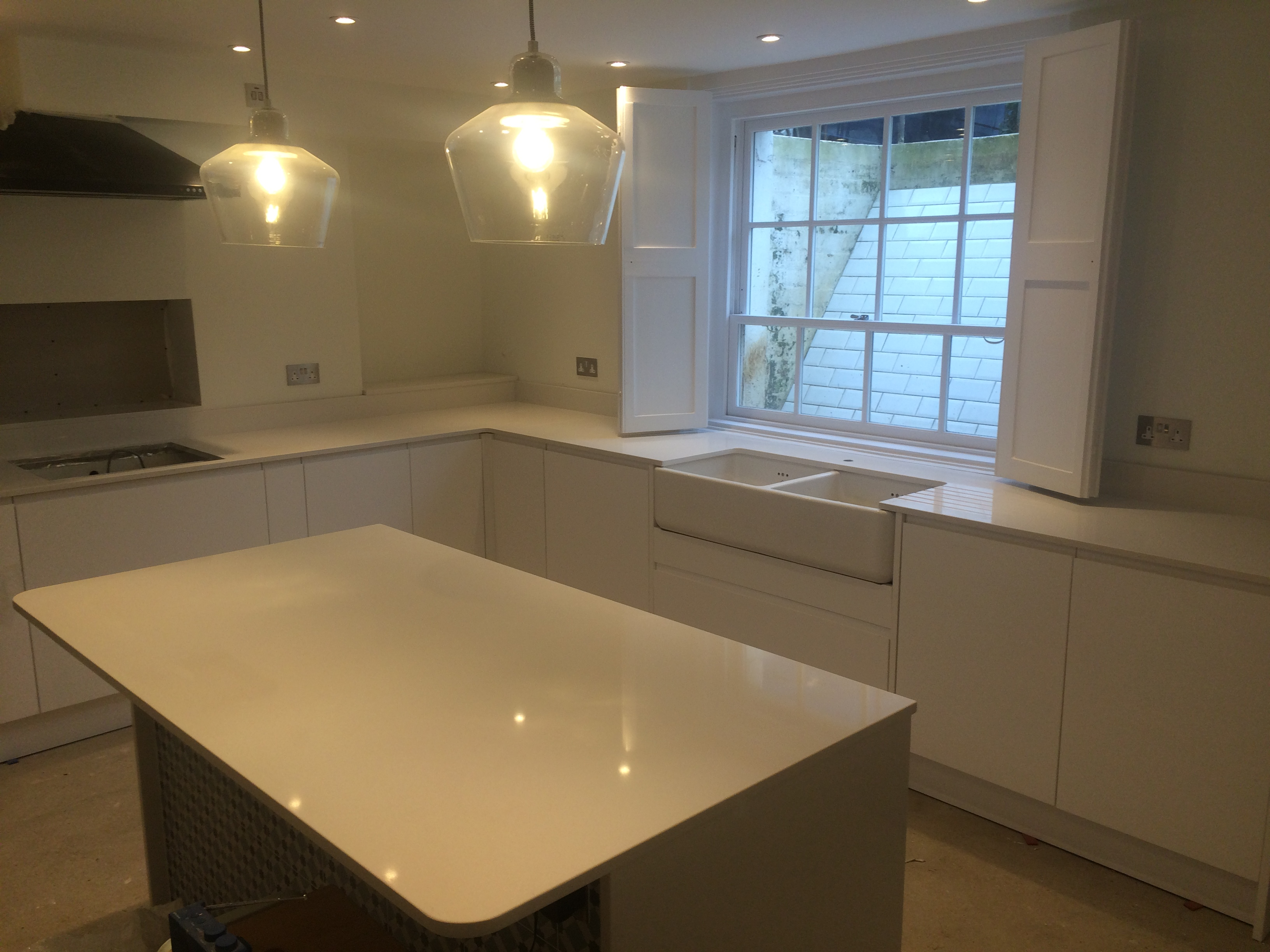 Roktops - Quartz worktop