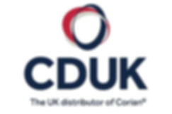 CDUK Corian® solid surface logo