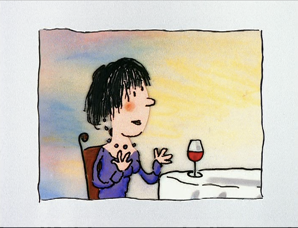 Cartoon Annie with wine.png