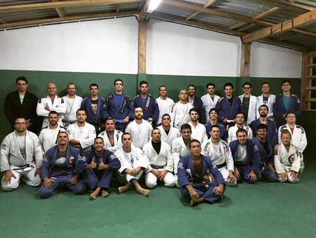 Jiu-Jitsu, um transformador de vida.