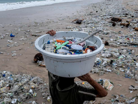 Twenty firms produce 55% of world's plastic waste, report reveals. The Guardian.  19 May 2021