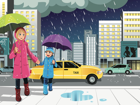 Dig out your waterproofs or pop-up an umbrella and get chatting!!