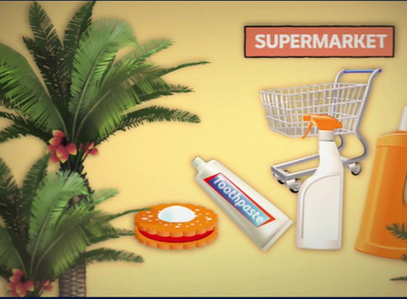 Palm Oil - how is it threatening orang-utans. BBC Newsround.