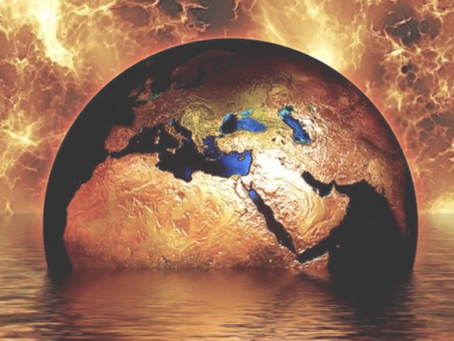 Climate change... climate breakdown... climate emergency - Country Wives - April 2019