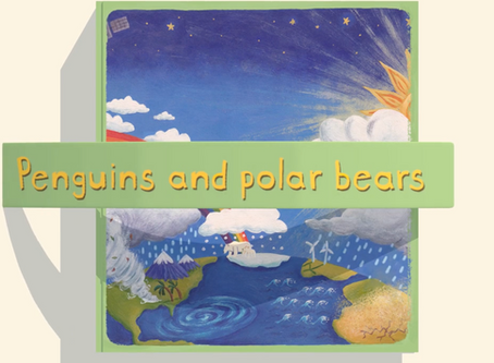 Penguins and polar bears - Climate Change video - WWF.