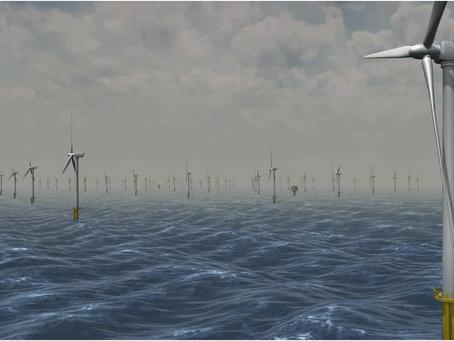 World's largest wind turbines...