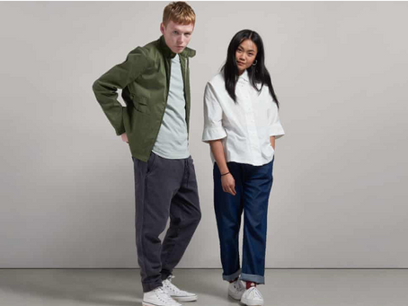 Cotton on: the staggering potential of switching to organic clothes.  The Guardian. 1 October 2019