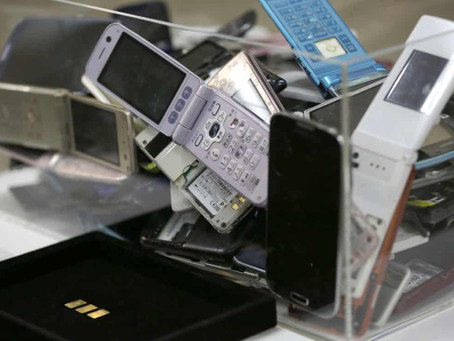 Tokyo 2020 Olympics and Paralympics medals to be made from discarded phone and laptops