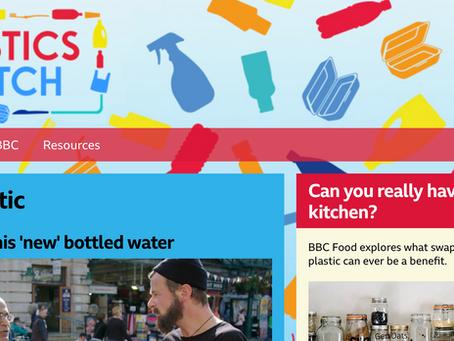 Plastics Watch campaign