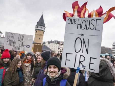 Academics stand behind children striking