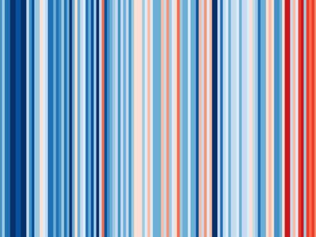 Spirals, waves ... stripes?
