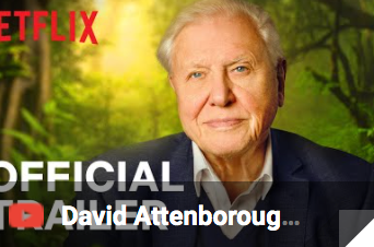 A Life on our Planet. Rated PG. David Attenborough. October 2020
