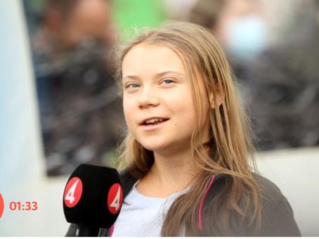'Blah, Blah, Blah': Greta Thunberg lambasts leaders over climate crisis.  The Guardian. 28 Sept 2021