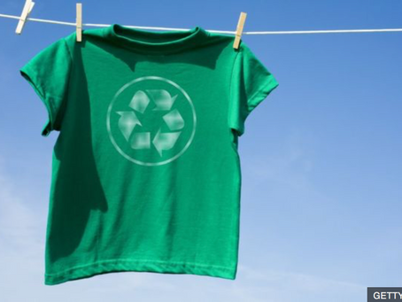 Fast fashion: 'Penny on a garment' to drive clothes recycling
