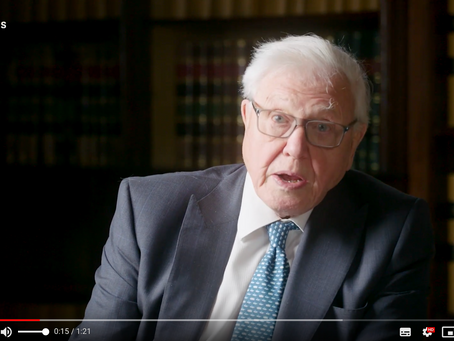 David Attenborough launches UK Climate Assembly - UK Parliament video