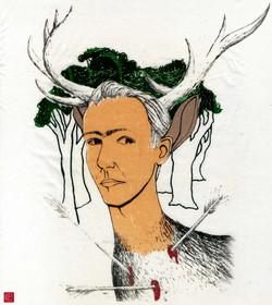 autoportrait as Frida