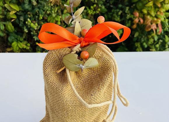 Tea & Candle Bag Gift