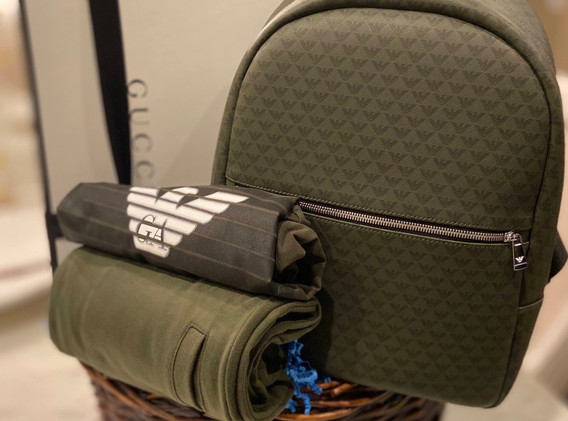 Custom Order - Men's Gift Basket