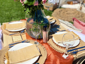 """So...What is a """"Luxe Picnic""""?"""