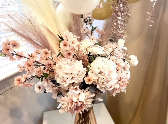Custom Order - Artificial Floral Arrangement