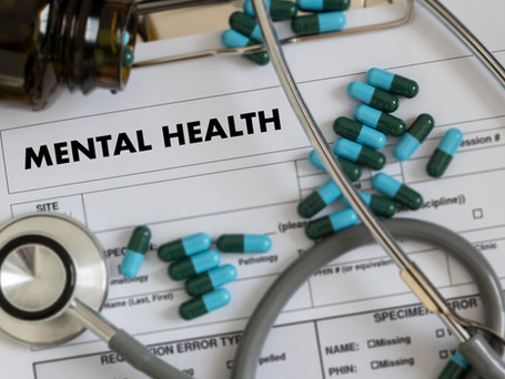 Mental Health v. Mental Illness - what is the difference?