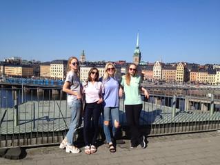 Faze hits Stockholm