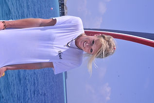 faze heat changing colour top girl maldives diving