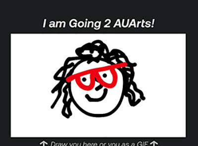 2020 AUArts Orientation | Interactive Activity