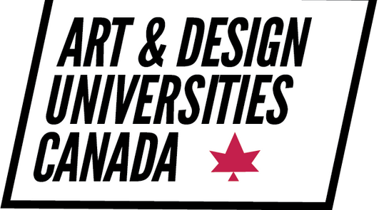 2020 Art & Design Univerisities Canada | Logo design