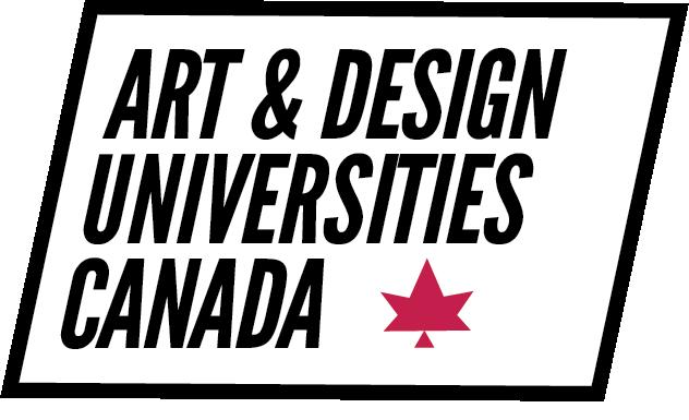 2020 Art & Design Univerisities Canada | Logo design