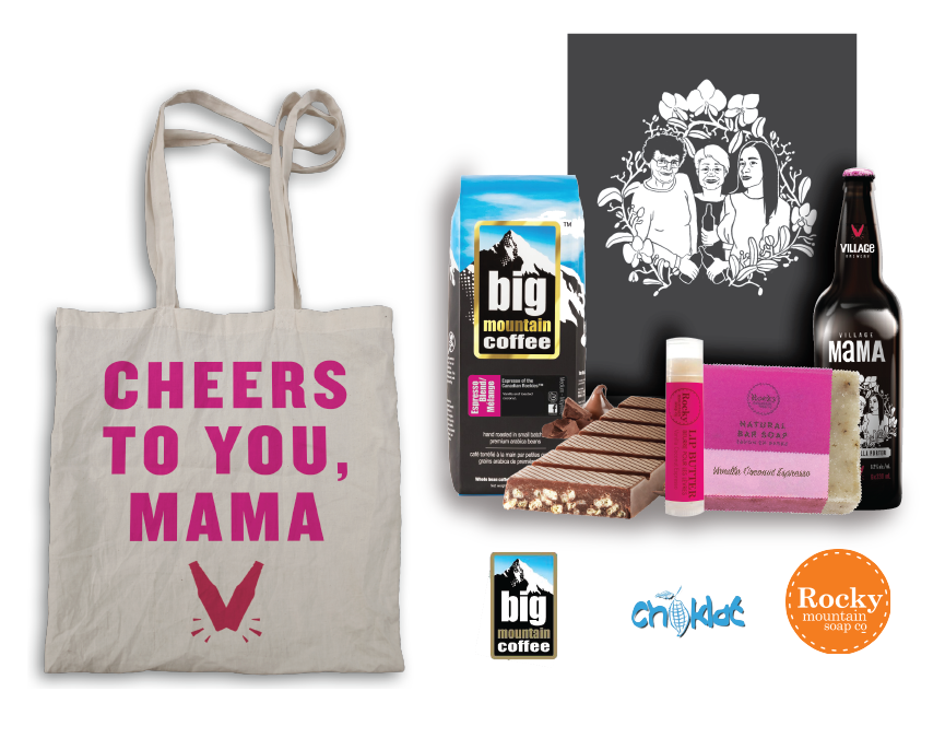 Village Mama, 2018: Mother's Day Special