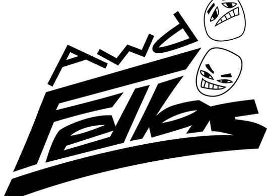 Awd Fellas - Black