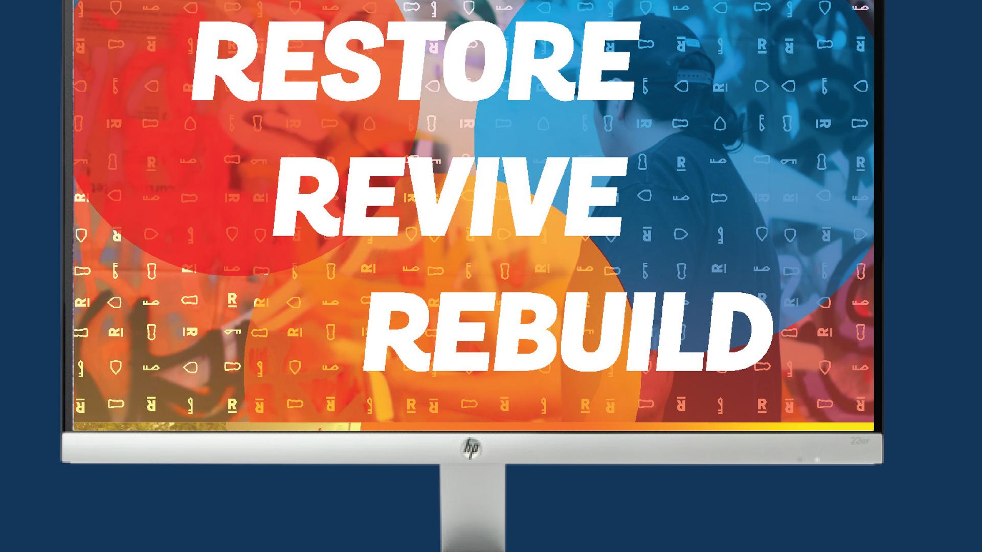 ReFreshed Website, 2019