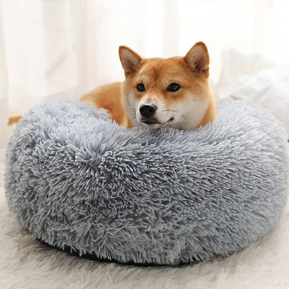 Medium Calming Dog Bed