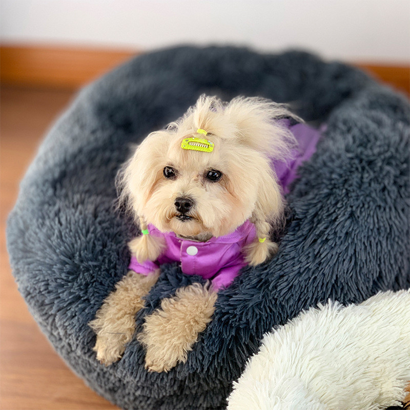 Comfortable Calming dog bed