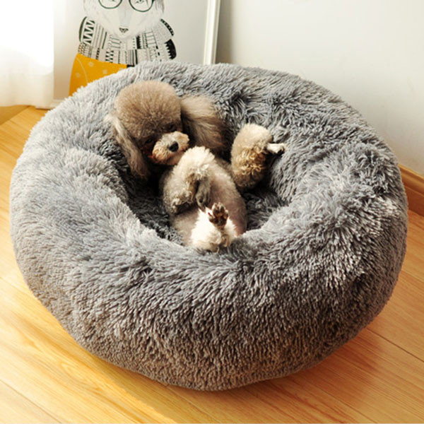Deep Sleep with Calming dog Bed