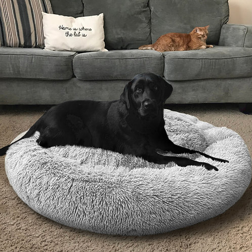 Extra Large Dog Calming Bed