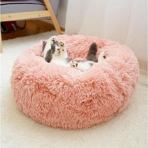 Tremendous Holiday Sale 50 Off Comfy Calming Dog Cat Bed Machost Co Dining Chair Design Ideas Machostcouk