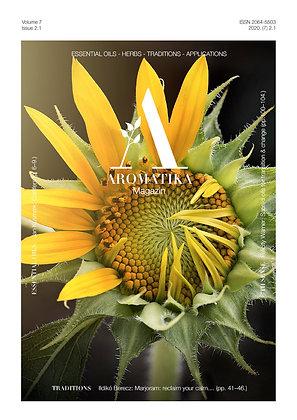 Aromatika magazine 7.2.1. 2020.SUMMER