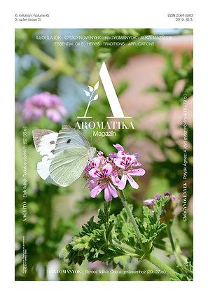 Aromatika magazin 6.3. 2019. ŐSZ