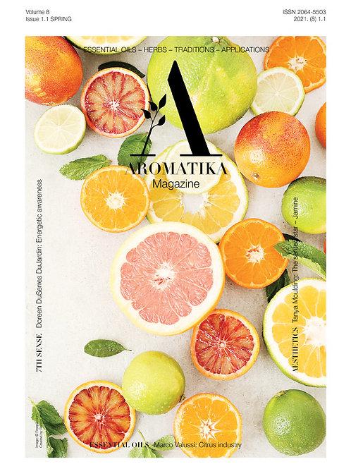 Aromatika magazine 8.1.1. 2021.SPRING